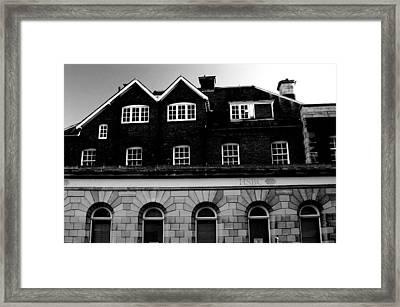 Nuneaton 11 Framed Print by Jez C Self