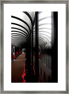 Nuneaton 21 Framed Print by Jez C Self