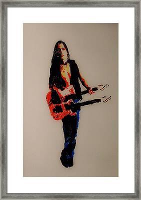 Nuno Framed Print by Grant Van Driest