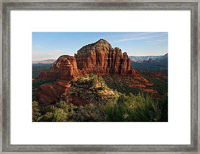 Nuns 06-033 Framed Print by Scott McAllister