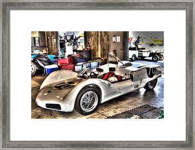 Nurburgring Framed Print