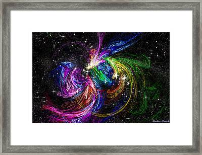 Nursery To The Stars Framed Print
