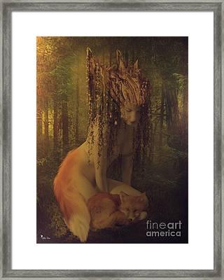Nurture Framed Print