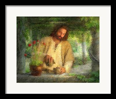 Word Of God Framed Prints