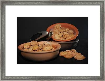Nutcracker Framed Print by Kleon Modero