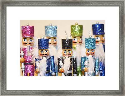 Nutcracker March Framed Print