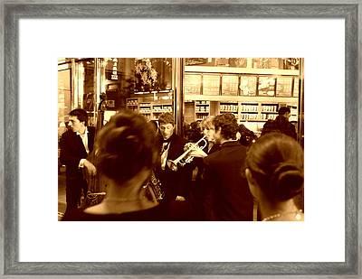 Ny Br.33 Framed Print by Ljubisa Milisavljevic