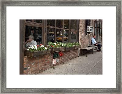 Nybr.45 Framed Print