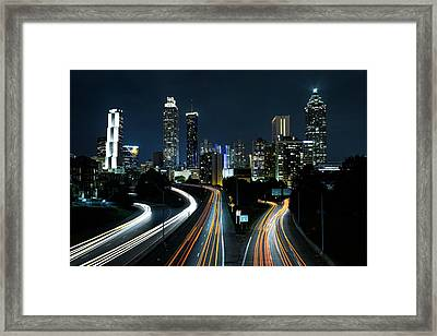 NYC Framed Print by Happy Home Artistry