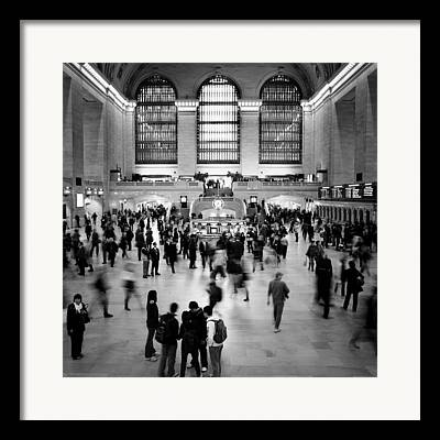 People Trained Framed Prints