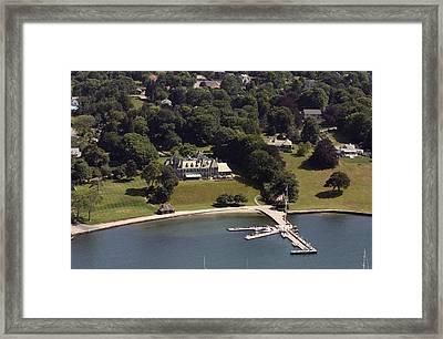 Nyyc Newport Framed Print by Duncan Pearson