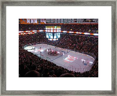 O Canada Framed Print by Juergen Roth