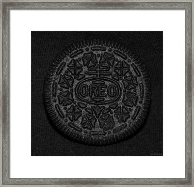 O R E O Framed Print by Rob Hans