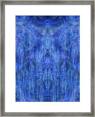 Oa-2534 Framed Print