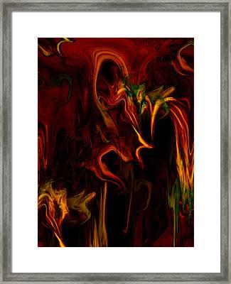 Oa-2617 Framed Print