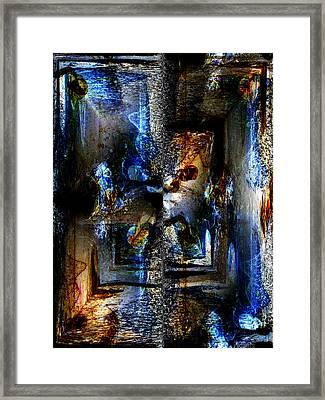 Oa-3004 Framed Print