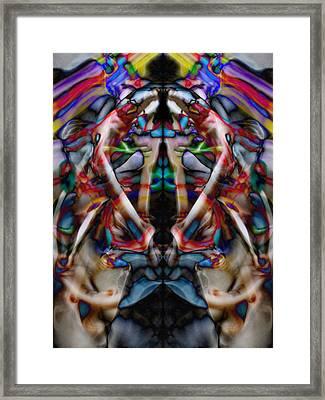 Oa-3006 Framed Print