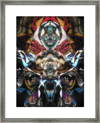 Oa-3089 Framed Print
