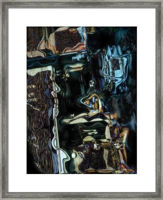 Oa-3093 Framed Print