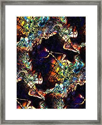 Oa-3099 Framed Print