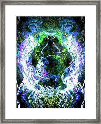 Oa-3822 Framed Print