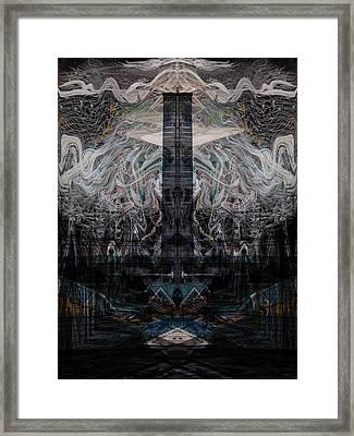 Oa-3980 Framed Print