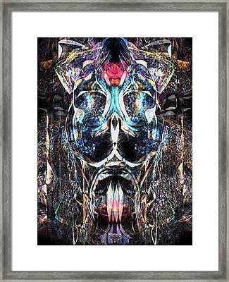 Oa-3987 Framed Print