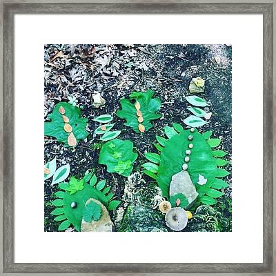 Oakdale #2 Framed Print by Jeni Morris