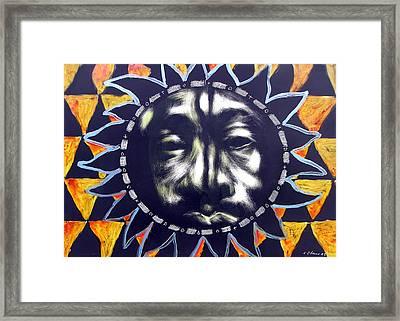 Oakland Sunshine Framed Print by Chester Elmore