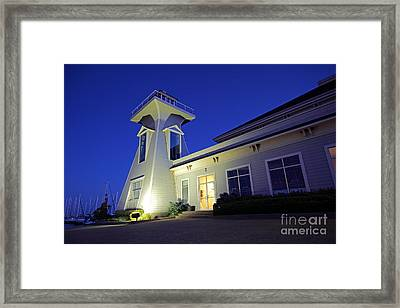 Oakville Lighthouse Framed Print