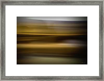 Oarence Framed Print