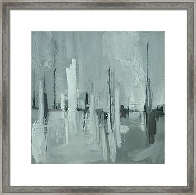 Obelisk Framed Print by Liz Maxfield