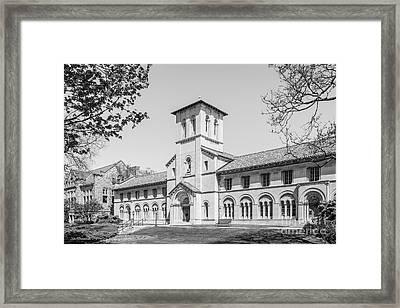 Oberlin College Bosworth Hall Framed Print