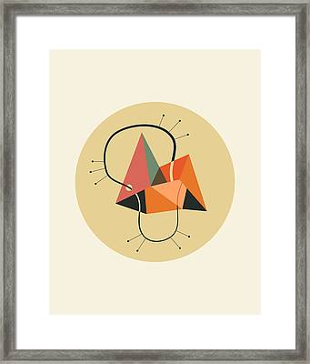 Objectified 22 Framed Print