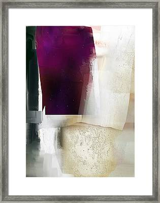 Objective Geometry 2 Framed Print