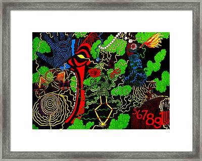 Obsession Framed Print by William Watson
