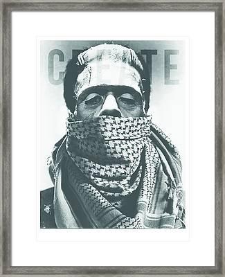 Occupy Monster Framed Print by Create Art
