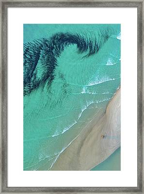 Ocean Art Framed Print