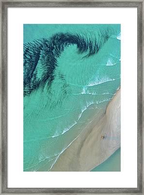 Ocean Art Framed Print