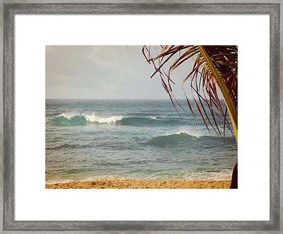 Ocean Breeze  Framed Print by JAMART Photography