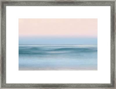 Ocean Calling Framed Print