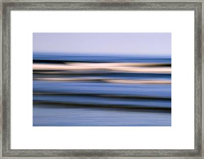 Ocean Dream Framed Print by Doug Hockman Photography
