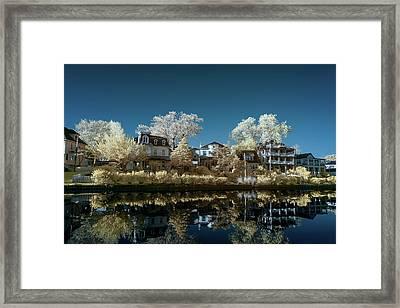 Ocean Grove Nj Framed Print