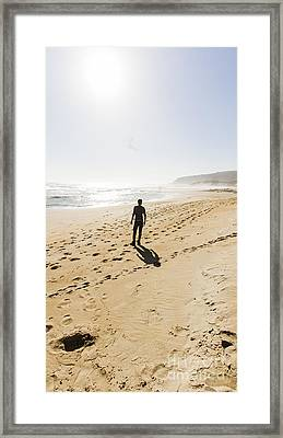 Ocean Journey Framed Print by Jorgo Photography - Wall Art Gallery