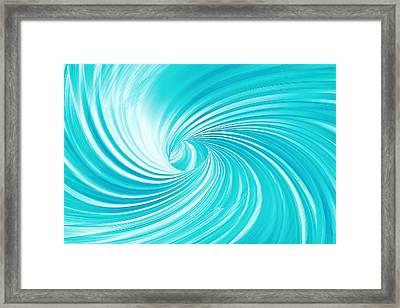 Ocean Of Dreams Framed Print by Lourry Legarde