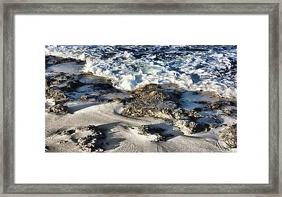 Ocean Scene 9 Framed Print