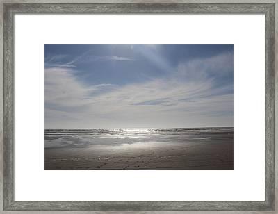 Ocean Shores Framed Print