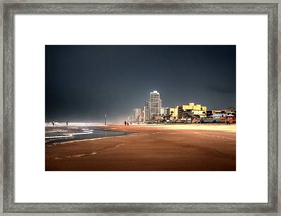Framed Print featuring the photograph Flow With It by Jim Hill