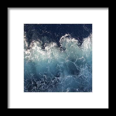 Spray Framed Prints