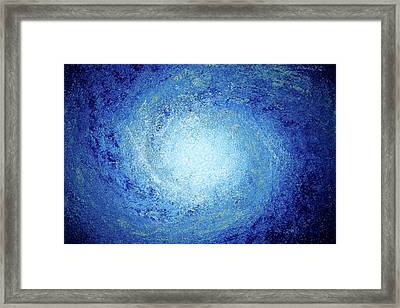 Ocean Storm Framed Print by Daniel Lafferty